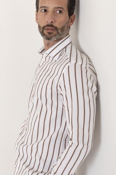 Shirt for man BASTONCINO S/S 21