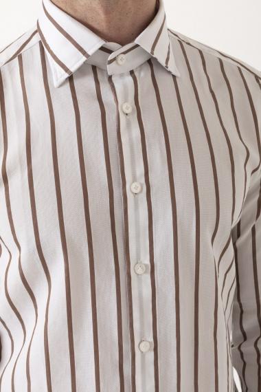 Camicia per uomo BASTONCINO P/E 21