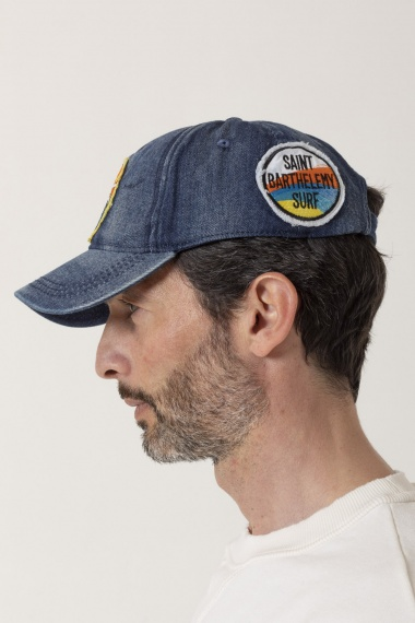 Cap for man MC2 SAINT BARTH S/S 21