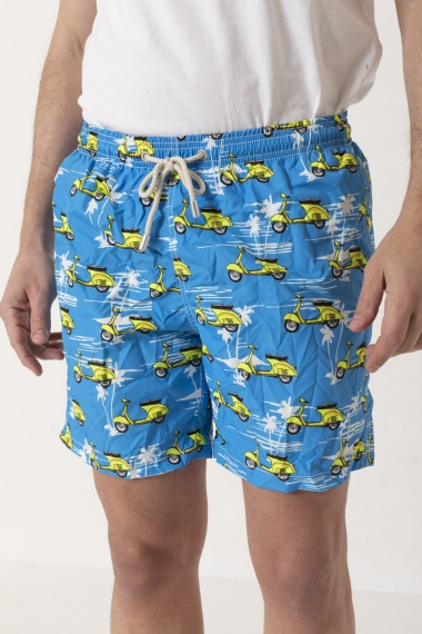 Swim shorts for man MC2 SAINT BARTH S/S 21