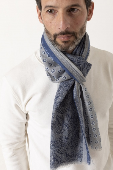 Scarf for man DANDYISH S/S