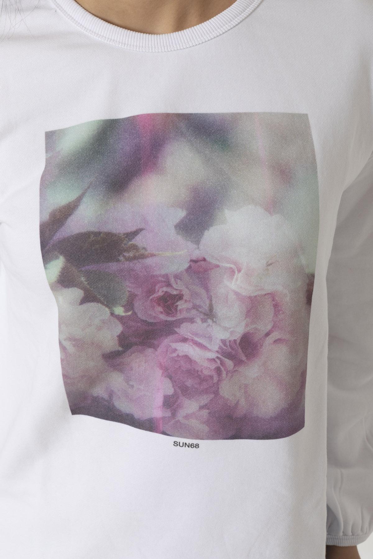 Sweatshirt for woman SUN68 S/S 21