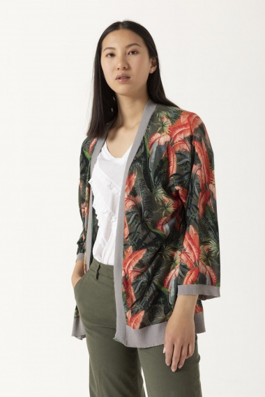 Cardigan for woman IN BED WITH YOU S/S 21
