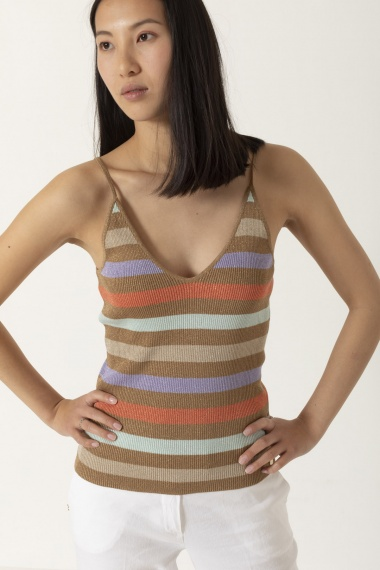 Top for woman SUN68 S/S 21