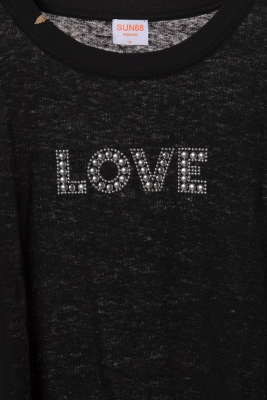 T-shirt per donna SUN68 P/E 21