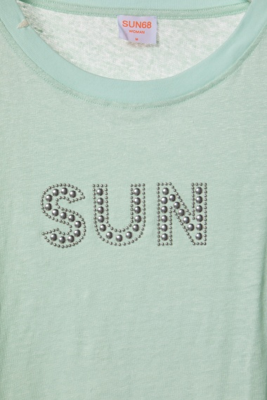 T-shirt for woman SUN68 S/S 21