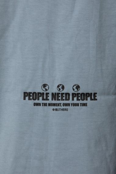 T-shirt per uomo OUTHERE P/E 21