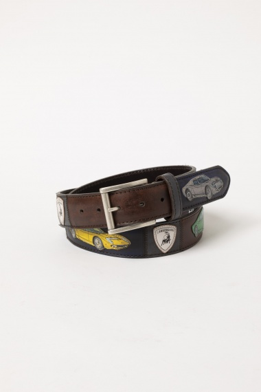 Belt for man RIONE FONTANA