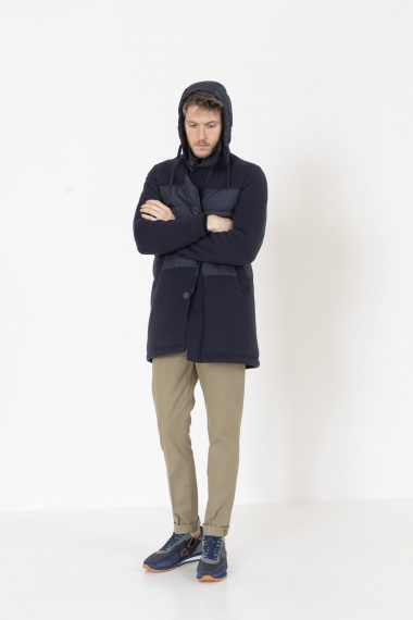 Jacket for man HERNO F/W 21-22