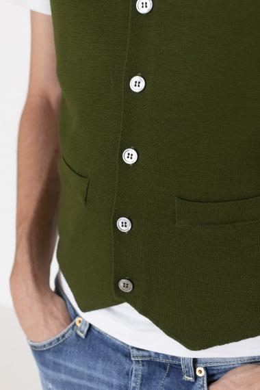 Vest for man FILIPPO DE LAURENTIIS F/W 21-22