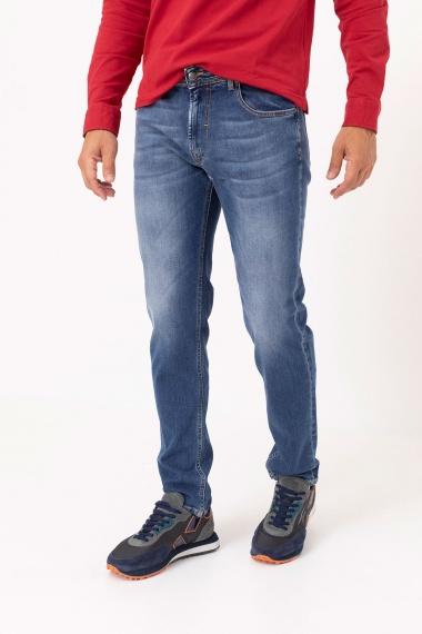 JEANS U Modello:P2920 AXEL Colore:Jeans