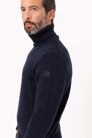 Roll-neck pullover for man PAUL&SHARK