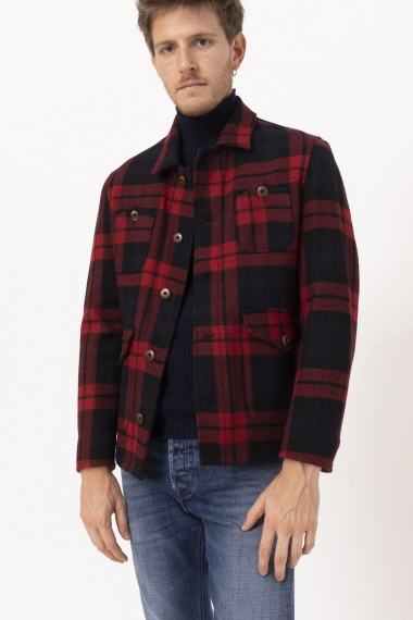 Jacket for man CAPALBIO