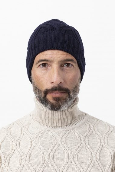 Cap for man LARDINI