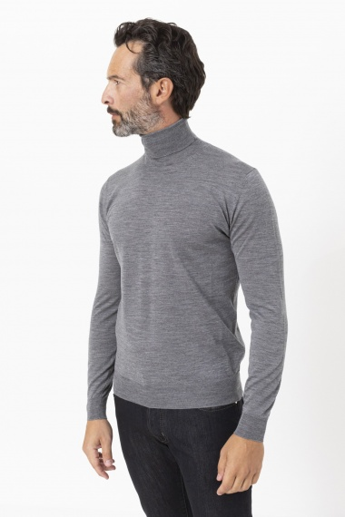 Roll-neck pullover for man HINDUSTRIE