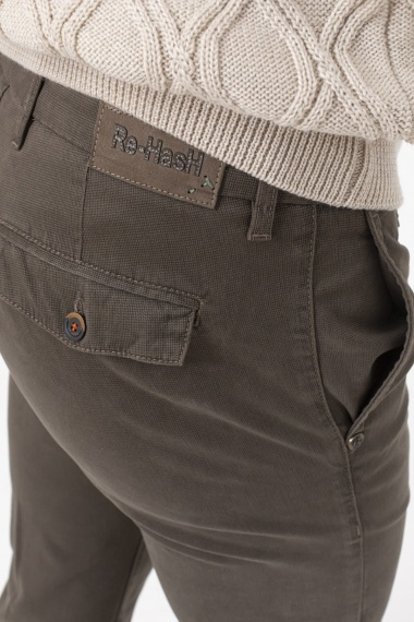Trousers for man RE-HASH