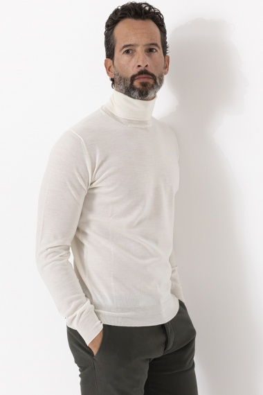 Roll-neck pullover for man HINDUSTRIE F/W 21-22