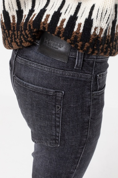 Grey jeans for woman DONDUP F/W 21-22