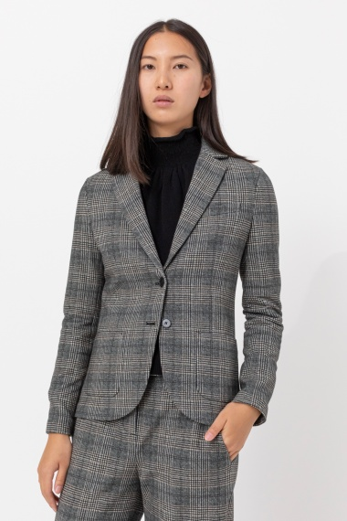 Prince of Galles jacket for woman CIRCOLO 1901 F/W 21-22