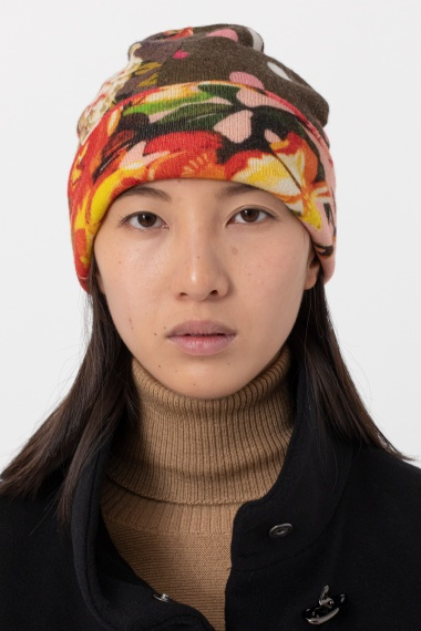 Cap for woman IN BED WITH YOU F/W 21-22