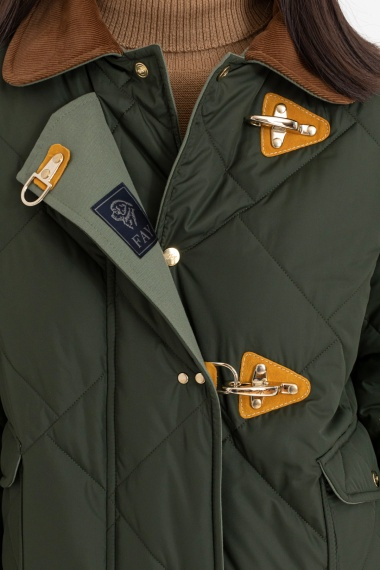 Green jacket for woman FAY F/W 21-22