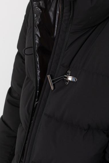 Black down jacket for woman FAY F/W 21-22