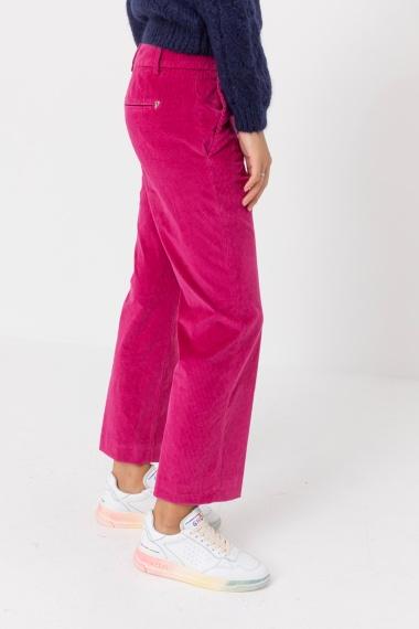 Velvet trousers for woman DONDUP F/W 21-22