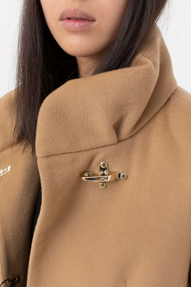 Camel coat for woman FAY F/W 21-22