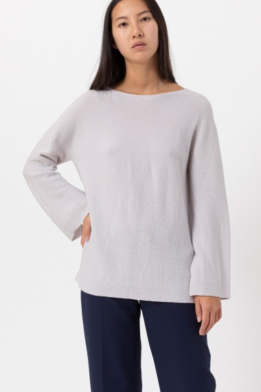 Stucco pullover for woman ALPHA F/W 21-22