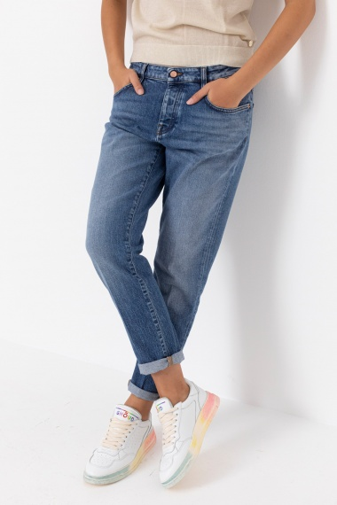 Denim jeans for woman DON THE FULLER F/W 21-22