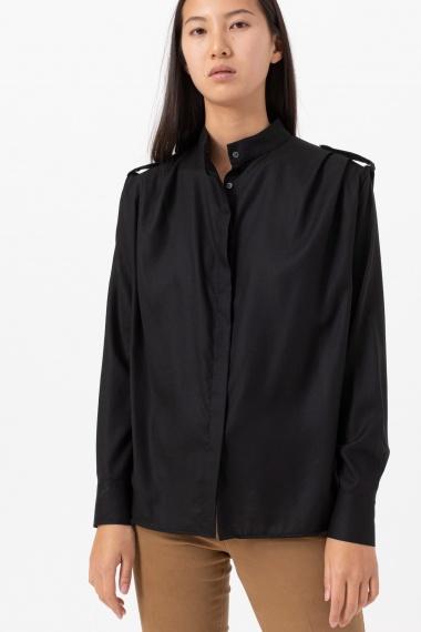 Black shirt for woman BRIAN DALES F/W 21-22