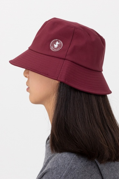 Bordeaux cap for woman SAVE THE DUCK F/W 21-22