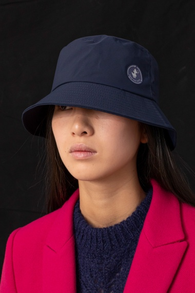 Blue cap for woman SAVE THE DUCK F/W 21-22