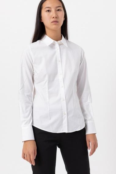 White shirt for woman CAMICETTASNOB F/W 21-22