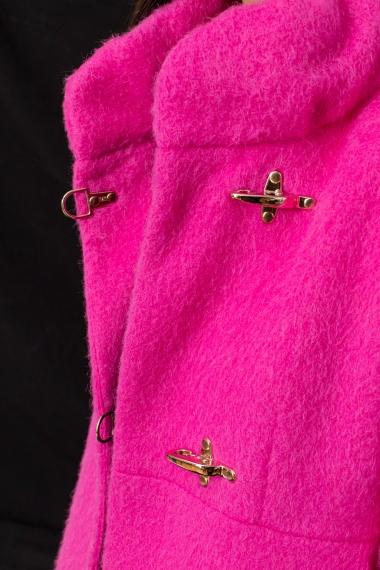 Fucsia coat for woman FAY F/W 21-22