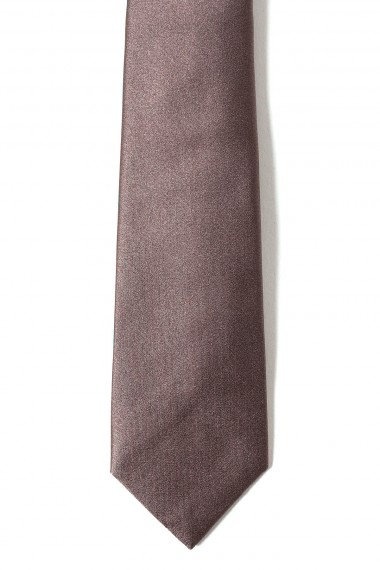RIONE FONTANA Brown tie spring summer