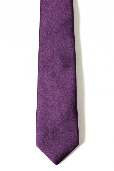 RIONE FONTANA Red purple tie spring summer