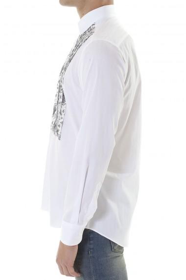 ETRO Camicia bianca per uomo