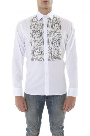 ETRO White shirt for men