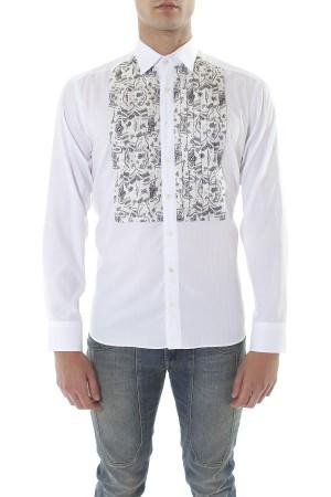 new product 87c0f 503c4 ETRO Camicia bianca per uomo