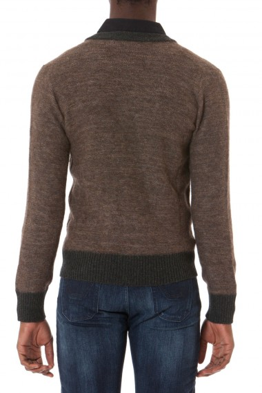 Alpaca jumper by BARBA