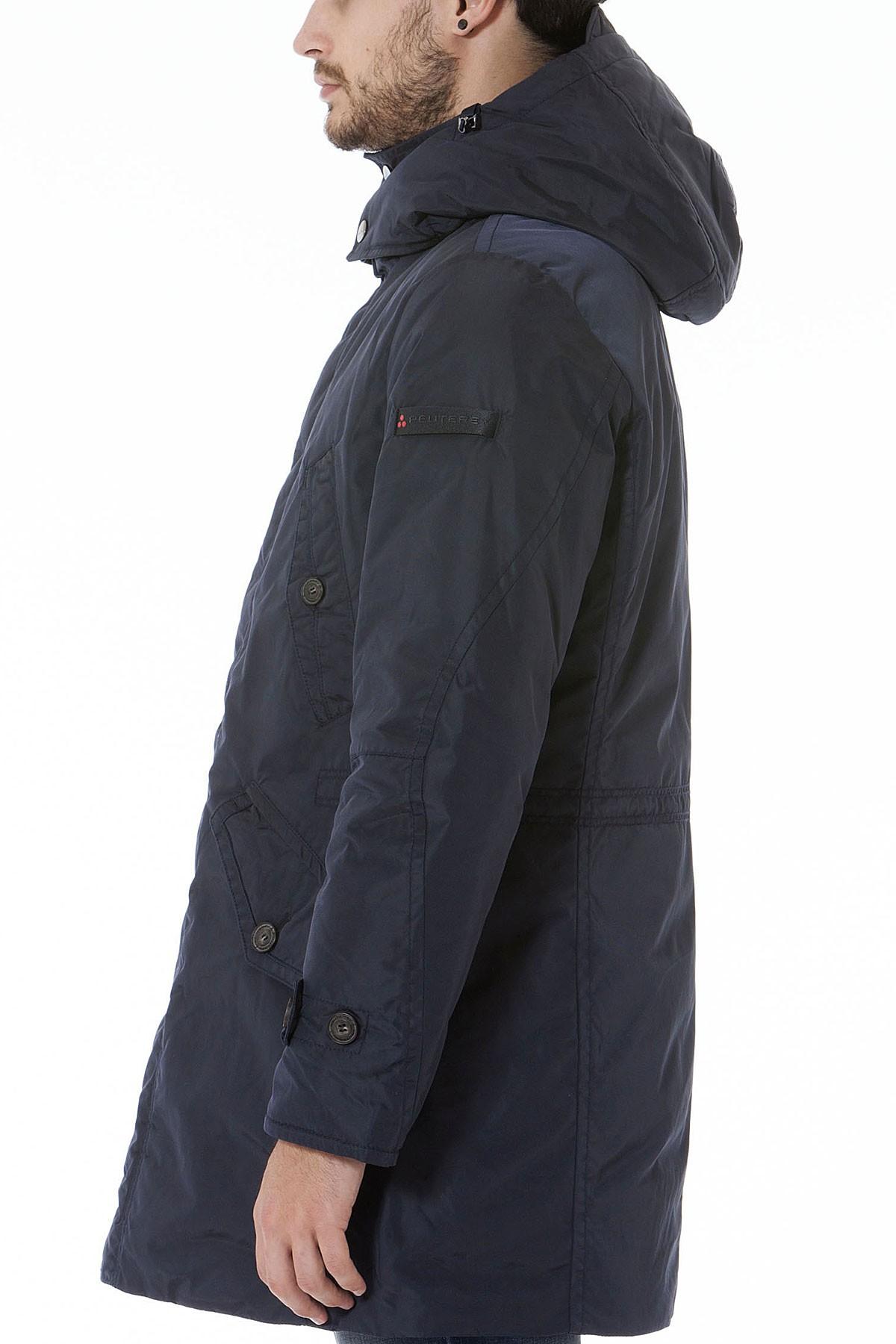 6b2931126764 PEUTEREY Blue jacket for man autumn winter 14-15 - Rione Fontana