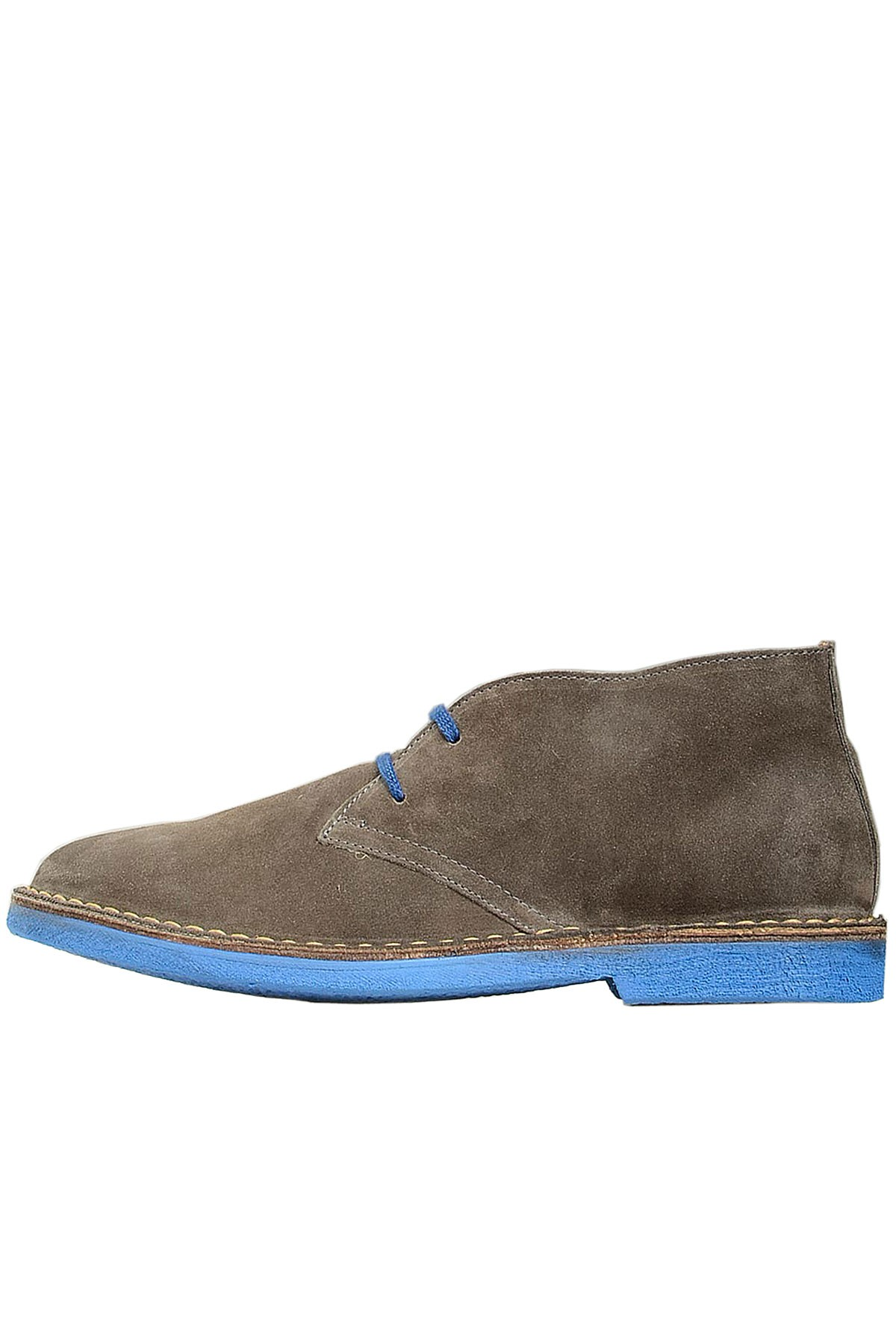 the best attitude 9acbe 998cf WALLY WALKER Chukka Asfalt Grey. Desert boot per uomo AI