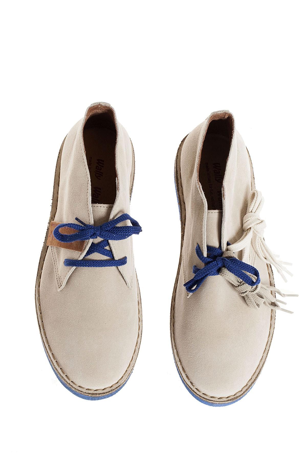 Beige shoes WALLY WALKER CHUKKA for man autumn winter 14-15 - Rione ... 8d78607320d