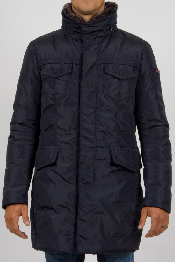huge selection of d2d78 6aee1 Peuterey trench piumino d'oca uomo