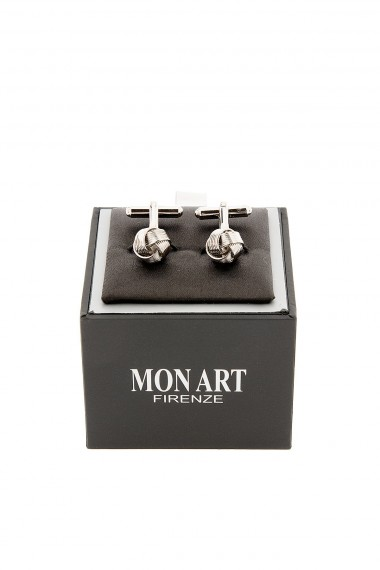 MON ART Stainless cufflinks for man