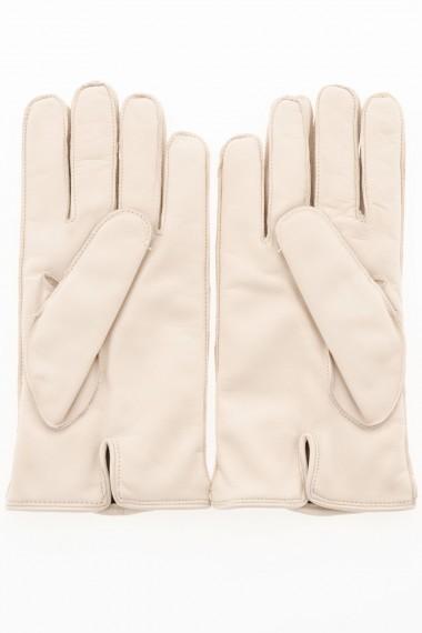 ALPO F/W 14-15 Beige gloves for man NAPPA 1676 Blue