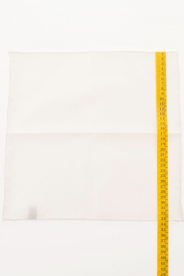 Pochette color bianco avorio RIONE FONTANA