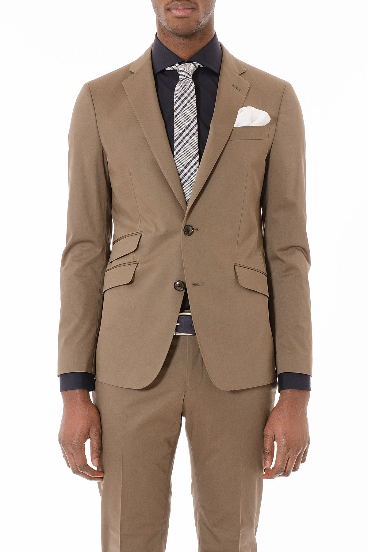 Brown Suit For Man Spring Summer 2015 Etro Rione Fontana