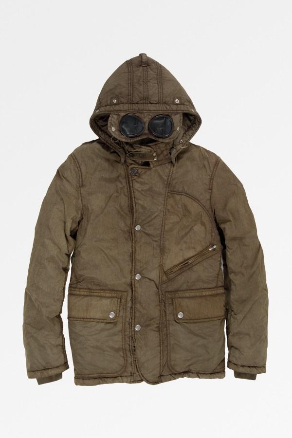 C P Company Goggle Jacket For Men Rione Fontana